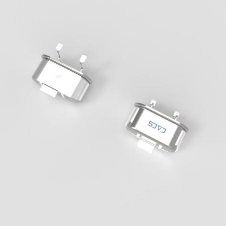 11.2x 4.65x 10.0mm SMD Quartz Crystal