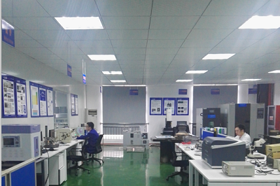 A-Crystal introduced new high tech analysis equipment to their R&D Center